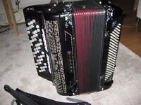 Fisart Accordion for Sale