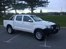 2012 Toyota Hilux 4x4 turbo diesel dual cab with SR5 upgrades Cottesloe Cottesloe Area Preview