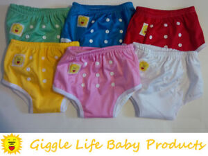 Giggle Life Cloth Diapers - Baby 7-36 lbs, Youth & Adult Sizes Cornwall Ontario image 5