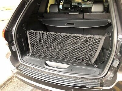Trunk Envelope Style Mesh Cargo Net for Jeep Grand Cherokee 2011-2020 BRAND (New Oem Pda Stylus)