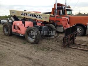 2004 JLG G6-42A TELESCOPIC ZOOM BOOM