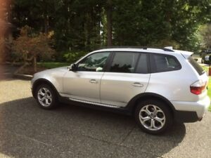 2010 BMW X3 x30i SUV - must sell!