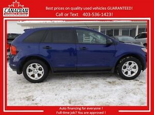 2014 Ford Edge SE NO ACCIENTS $11900 FINANCING AVAILABLE REDUCED