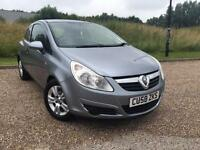VAUXHALL CORSA ACTIVE 1.3 CDTI 2008 58 *ONLY 45K MILES, 1 OWNER, FSH*
