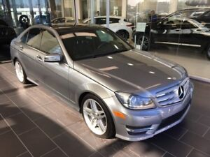 2013 Mercedes-Benz C-Class C 350 4MATIC, Accident Free, Safety T