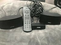 Bose CineMate GS Series II Digital Home Theater System.