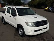 2010 Toyota Hilux KUN16R MY11 Upgrade SR 5 Speed Manual Clarence Gardens Mitcham Area Preview