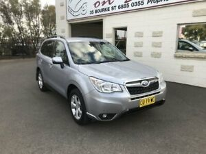 2015 Subaru Forester MY15 2.5I-L Silver Continuous Variable Wagon Dubbo Dubbo Area Preview