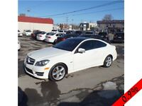 MERCEDES C250C COUPE /54.000 KM/TOIT PANORAMIC/CUIR CHAUFFANT