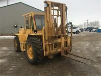 1992 Lift King 10,000lb dsl container loader Fork Lift Edmonton Edmonton Area Preview