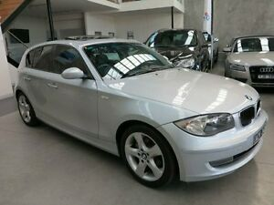 2007 BMW 120I Silver Automatic Hatchback Dandenong Greater Dandenong Preview