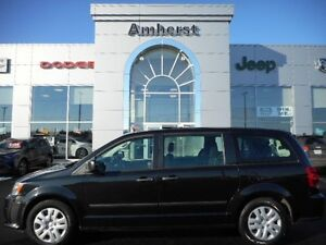 2013 Dodge Grand Caravan Rear StownGo ONLY $111* Bi-wkly GOLD PL