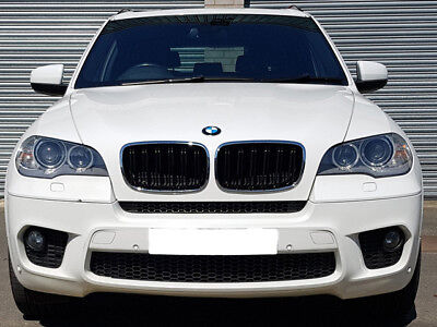 BMW 1er F20 Kühlergrill Satz Nieren komplett chrom