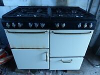 FREE - STOVES NEW HOME LPG RANGE COOKER IN GOOD WORKING ORDER