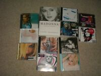 MADONNA - BOOK AND CDS
