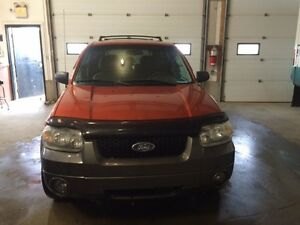 2006 Ford Escape LXT