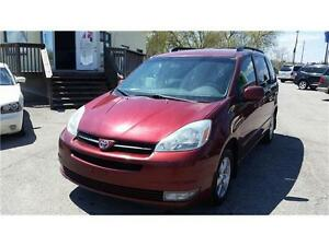 2005 Toyota Sienna LE 7 Passenger - A FAMILY VEHICLE