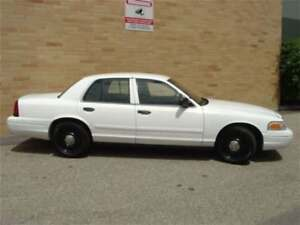 2011 Ford Crown Victoria POLICE Sedan..CARPROOF AVAIL.