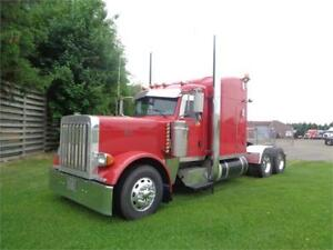 2006 PETERBILT 379L, REBUILT CAT C15 WITH WARRANTY