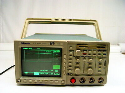 Tektronix Tds 420a 4-channel Digitizing Oscilloscope Tds420a