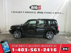 2017 Jeep Patriot Altitude II DEMO, Bluetooth, alloys, 4x4