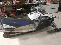 2010 YAMAHA APEX LTX!!  SUPER CLEAN WITH 11000 KMS! $6695!