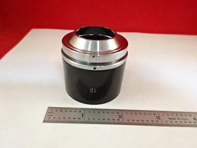 Microscope Part Zeiss Polarizer Reflector Shield Objective Optics As Is X6-b-16