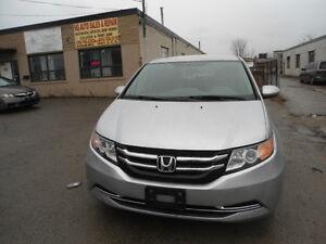 2014 Honda Odyssey Minivan, Van
