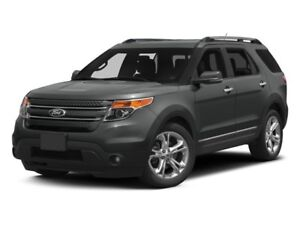 2013 Ford Explorer Limited (Remote Start, Heated/Cooled Seats)
