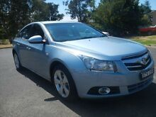 2010 Holden Cruze JG CDX 5 Speed Manual Sedan Young Young Area Preview