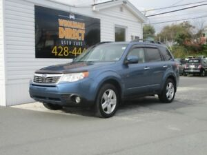 2009 Subaru Forester SUV LIMITED AWD 2.5 L