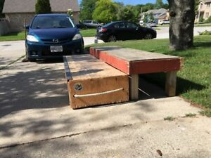 Skateboard Ramps and Rails for sale
