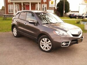 2010 Acura RDX Tech Pkg|$82/Wk|AWD|Navi|Backup Cam|Sunroof|Htd L