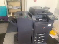 UTAX 4505Ci printer only dispenser and colle tion tray unit can be bought separately £450