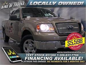 2005 Ford F-150 XLT PST PAID!