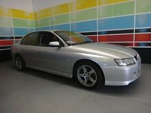 2006 Holden Commodore VZ MY06 SV6 Silver 5 Speed Auto Active Select Sedan Wangara Wanneroo Area Preview