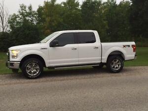 2015 Ford F-150 SuperCrew XTR Pickup Truck