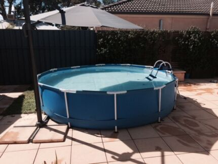 Bestway Steel Frame Pool Magill Campbelltown Area Preview
