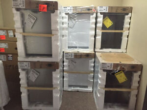 We Have Bosch Dishwashers!