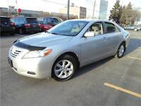 2007 TOYOTA CAMRY LE 1 OWNER