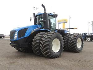 2014 New Holland T9.530 HD - 517 hp, Powershift, 228hrs 0%-12 MO