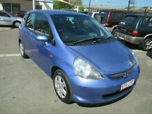 2007 Honda Jazz MY06 GLi Blue 5 Speed Manual Hatchback Coopers Plains Brisbane South West Preview