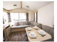 Static caravan for sale 3 bedroom East Coast Lincolnshire