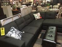 COUCHES, SECTIONALS.. FROM CLEARANCE TO CUSTOM@KINGS BARRIE