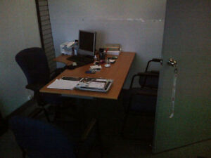 office immediately available