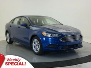 2018 Ford Fusion SE - Heated Seats, B/T, USB, Rear View Camera