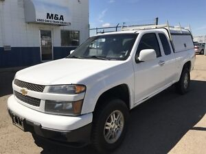2012 Chevrolet Colorado LT - Comes with a canopy!!