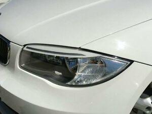 2012 BMW 118d E88 LCI MY0312 Steptronic White Semi Auto Convertible Southport Gold Coast City Preview