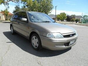 2000 Ford Laser KN LXI Gold 5 Speed Manual Hatchback Prospect Prospect Area Preview