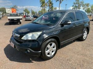 2007 Honda CR-V Black 4 Speed Auto Active Select Wagon Holtze Litchfield Area Preview